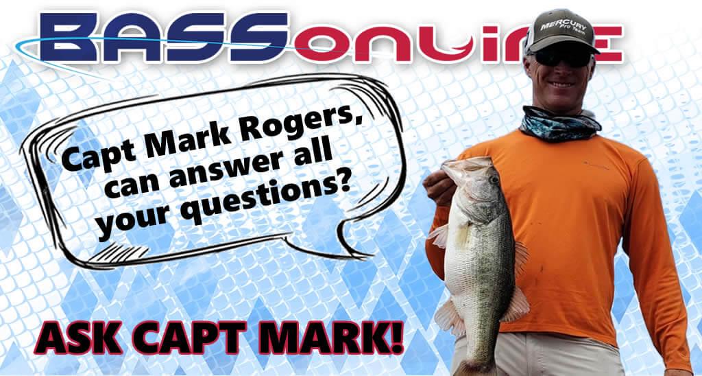 Capt Mark Rogers Questions