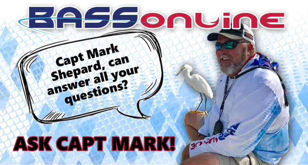 Capt Mark Shepard Questions