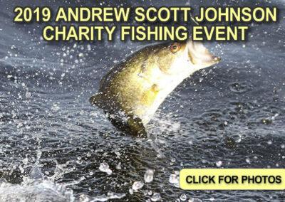 2019 Andrew Scott Johnson Charity Fishing Tournament
