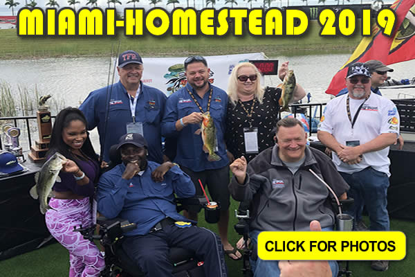 2019 NASCAR Miami-Homestead Charity Fishing