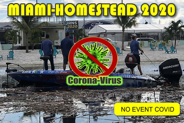 2020 NASCAR Miami-Homestead Charity Fishing