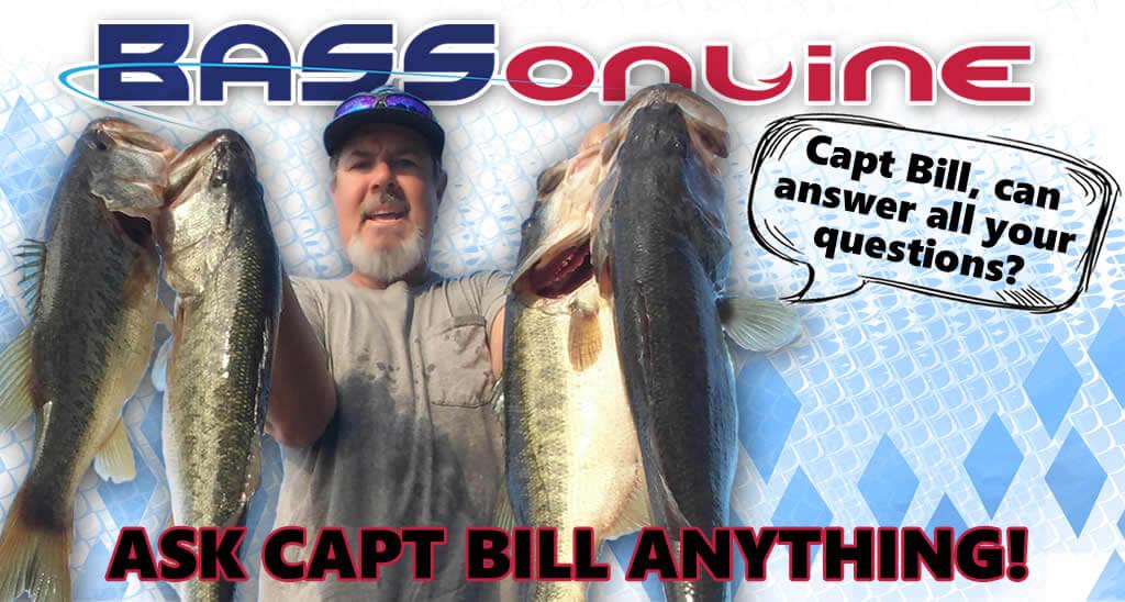 Capt Bill Goudy Jr Questions