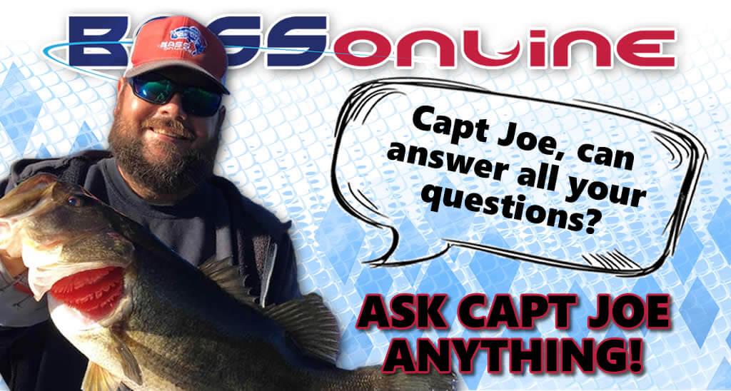 Capt Joe Gruny Questions