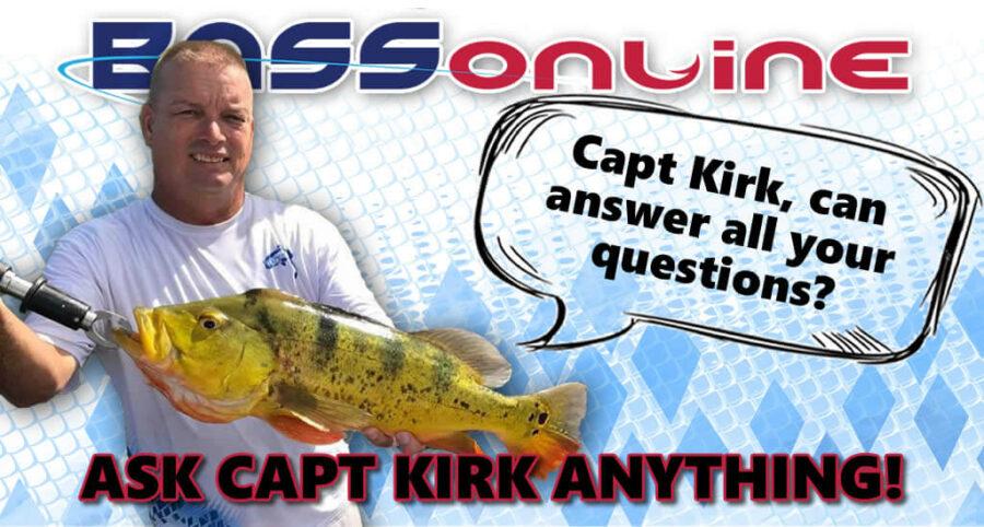 Capt Kirk Osborne Questions