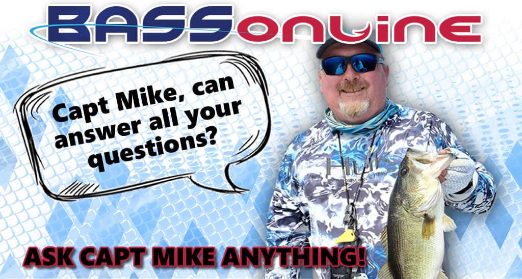 Capt Mike Groshon Questions