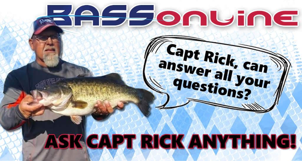 Capt Rick Mitchell Questions