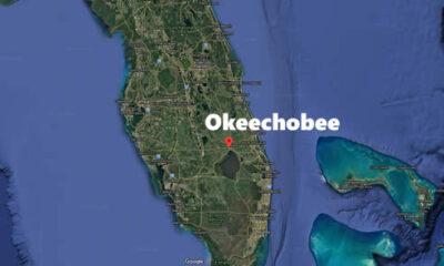 Okeechobee, FL - Orlando black drum tarpon
