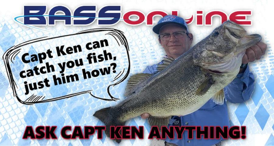 Capt Ken Walker Questions
