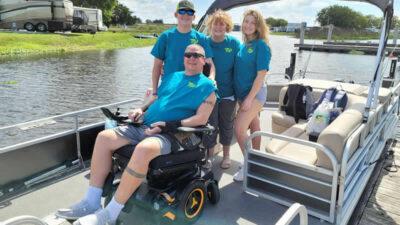 Orlando Fl theme parks fishing charters