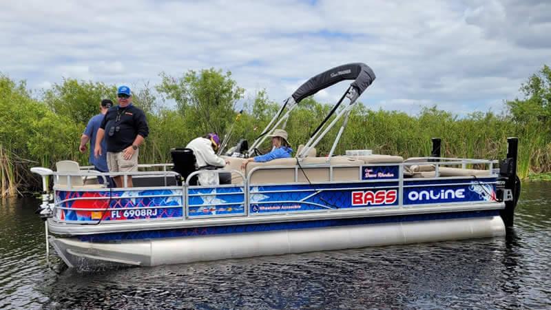 Capt Dave Rhoden Boat