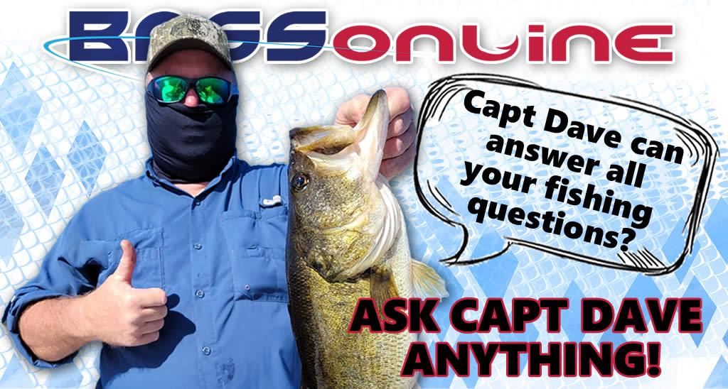 Capt Dave Rhoden Questions