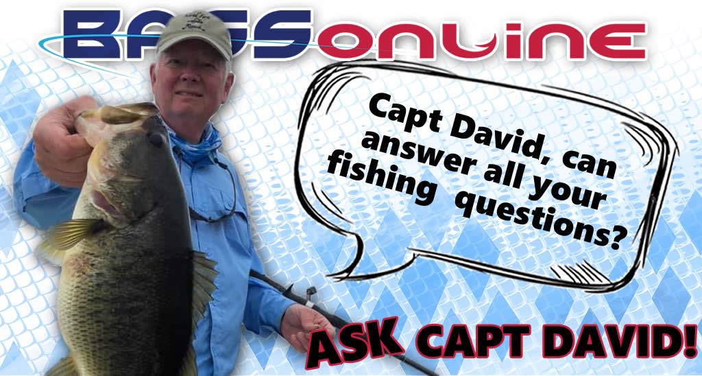 Capt David Lang Questions