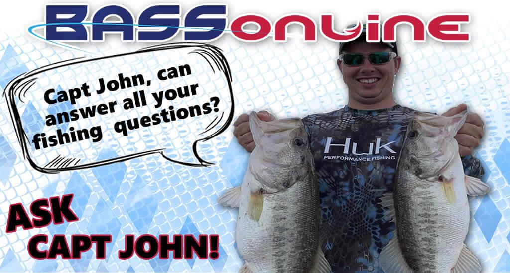Capt John L Questions