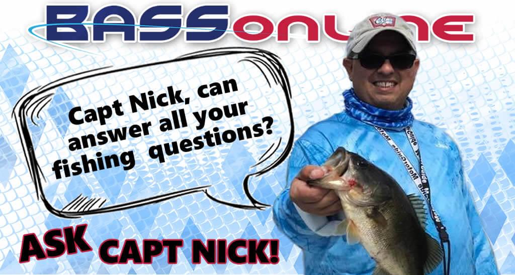 Capt Nick P Questions