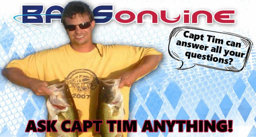 Capt Tim Nichols Questions