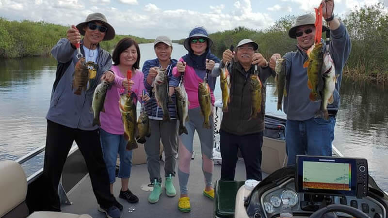 Fort Lauderdale bass fishing charters