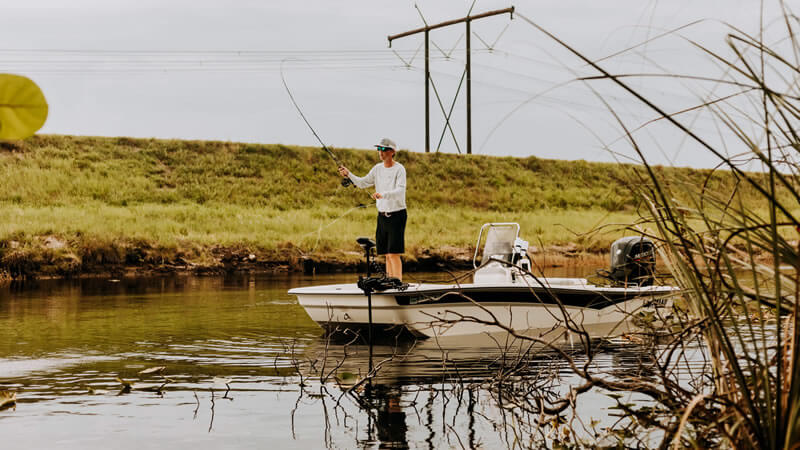 Capt Levi Fly Fishing