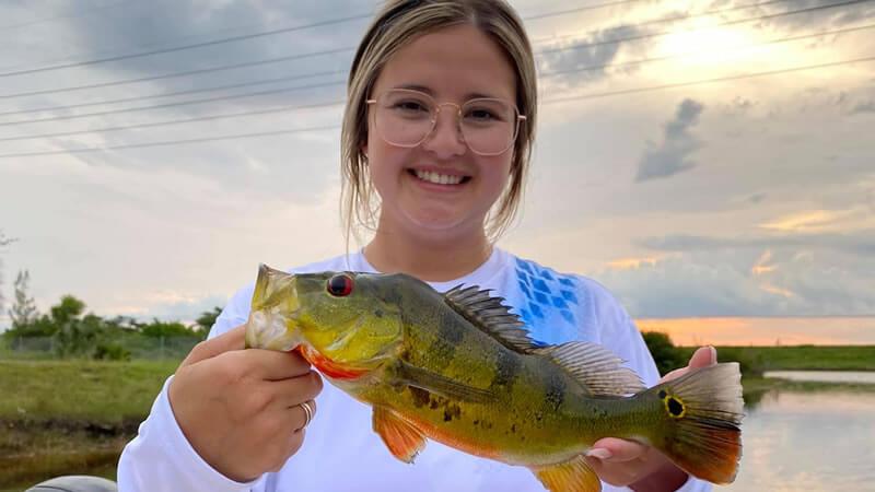 Levi Peacock Bass fishing trips