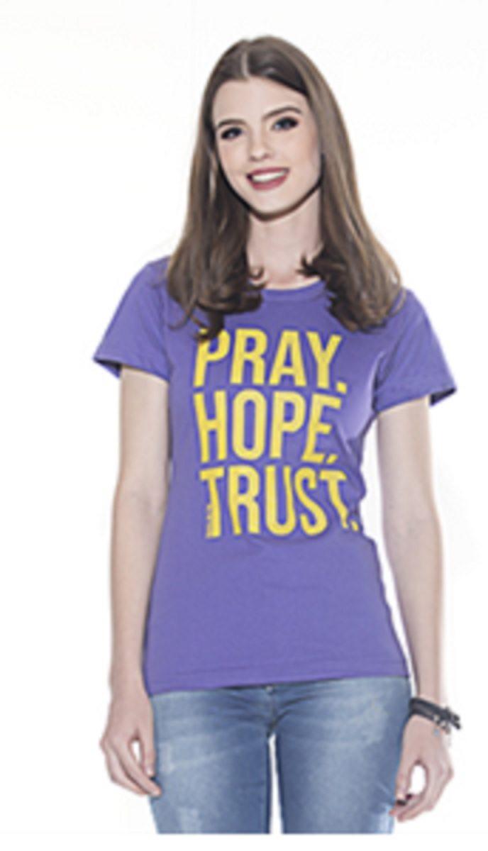 Baby Look Pray Hope Trust (Orar Esperar Confiar)