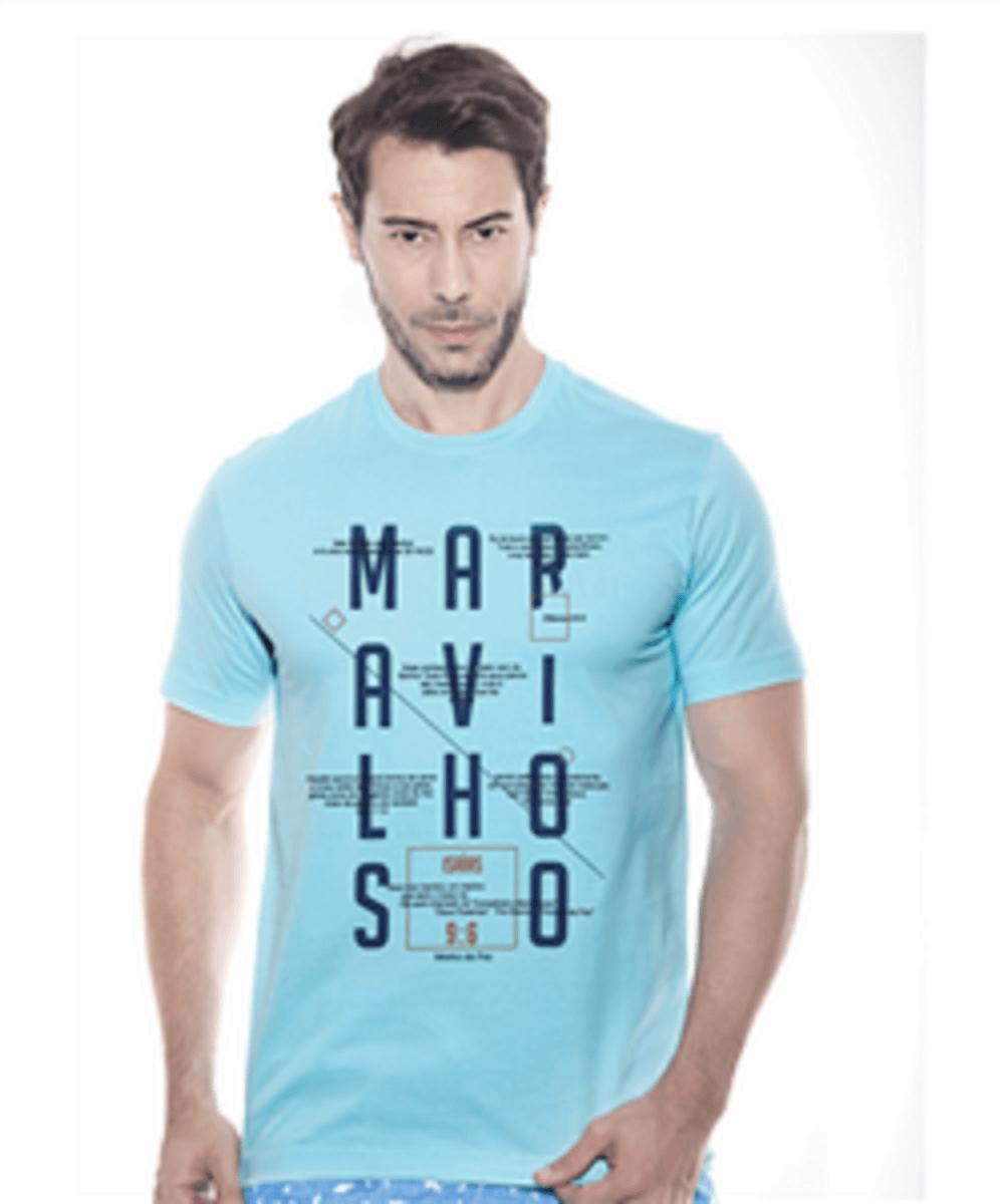 Camiseta Marka da Paz -Deus Maravilhoso