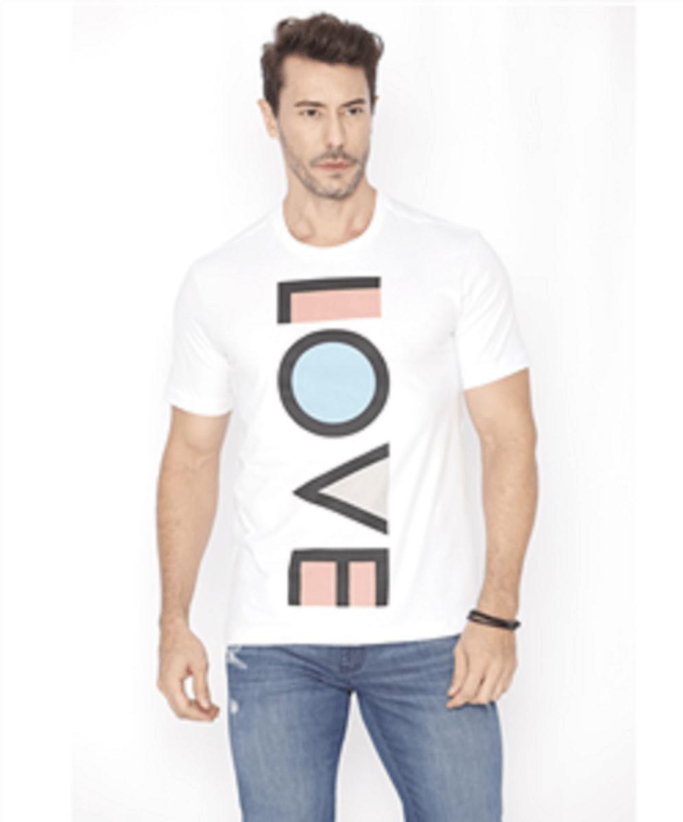 Camiseta Marka da Paz - LOVE