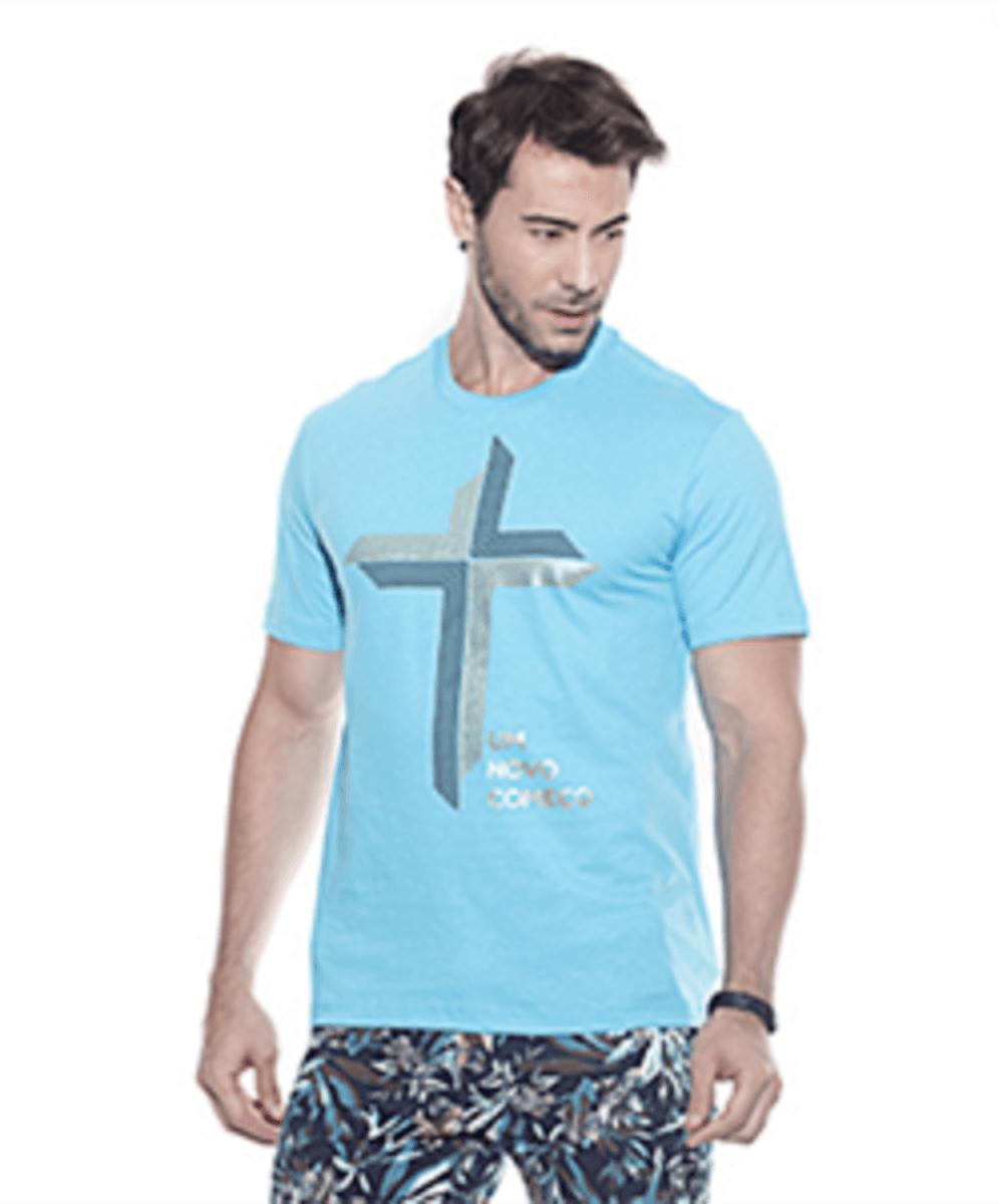 Camiseta Marka da Paz - Um Novo Começo