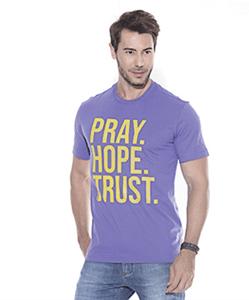 Camiseta Pray Hope Trust