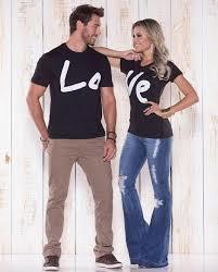 KIT LOVE Preta Marka da Paz (2 camisetas)