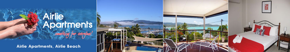 Airlie Apartments Airlie Beach Whitsundays