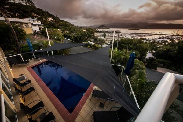 Sunlit Waters Studio Apartments airlie beach
