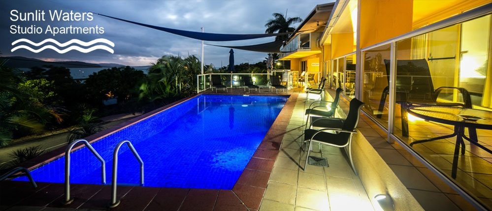 Sunlit Waters Studio Apartments airlie beach