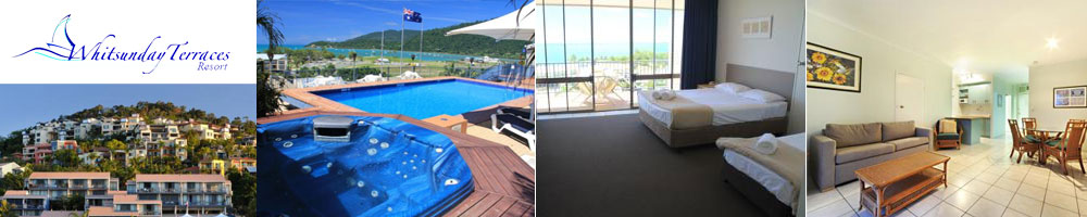 Whitsunday Terraces airlie beach