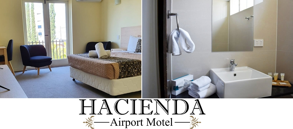Airport Hacienda Motel Brisbane