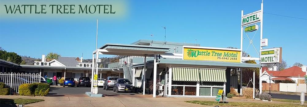 Wattle Tree Motel cootamundra