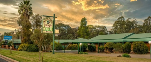 Deniliquin Country Club Motor Inn deniliquin