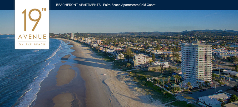 19th Avenue on the Beach Gold Coast