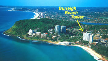 Burleigh Beach Tower - Holiday Apartments gold coast