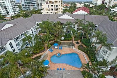Chidori Court Resort Gold Coast gold coast