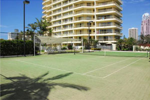 Contessa Holiday Apartments Gold Coast