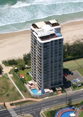 Golden Sands on Main Beach Gold Coast