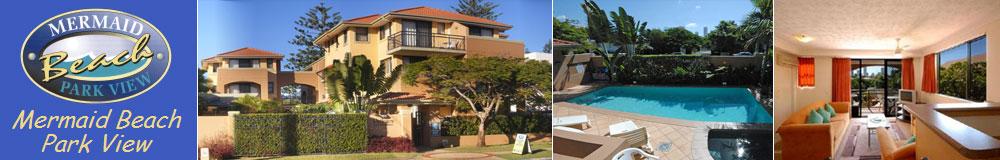 Mermaid Beach Park View Apartment Gold Coast gold coast