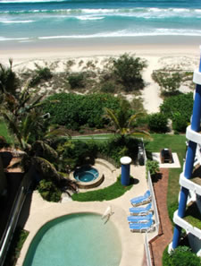Oceanside Resort gold coast