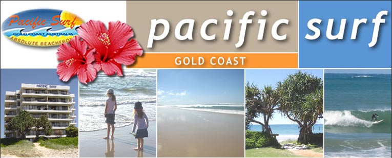 Pacific Surf Apartments Tugun Gold Coast