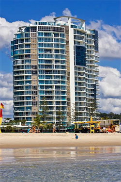 Reflection Tower Two Gold Coast