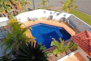 Shaz Maisons Apartments Gold Coast