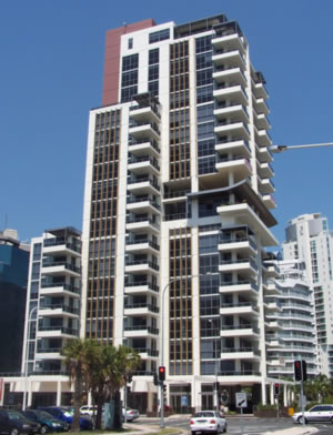 Solaire Apartments gold coast