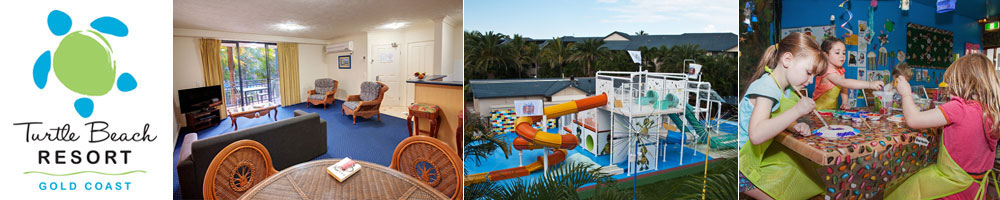 Turtle Beach Resort Gold Coast