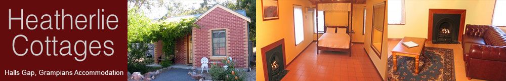 Heatherlie Cottages Halls Gap Halls Gap