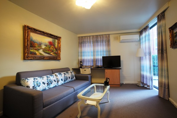 Albert Heights Serviced Apartments Standard Two Bedroom Apartments