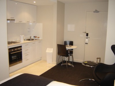 Studio Apartment Melbourne apartments on chapman - book direct 2 save.